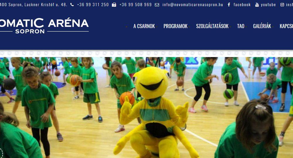 Novomatic Arena Sopron