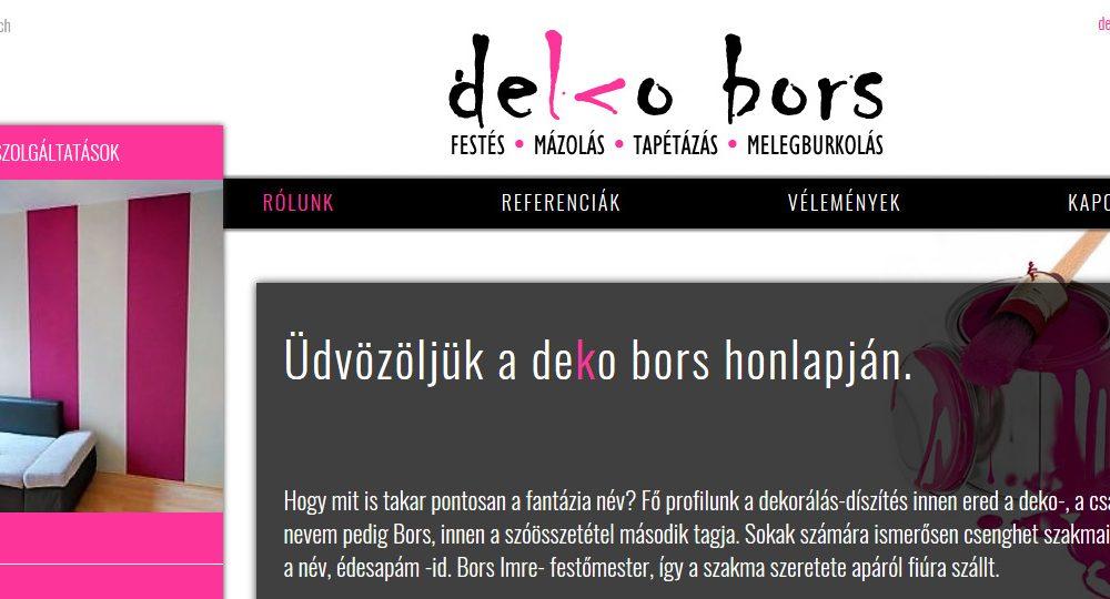 Deko Bors